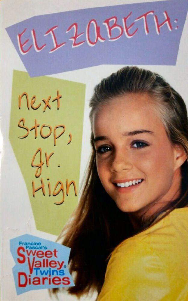 Super Editions 13: Elizabeth: Next Stop Jr. High