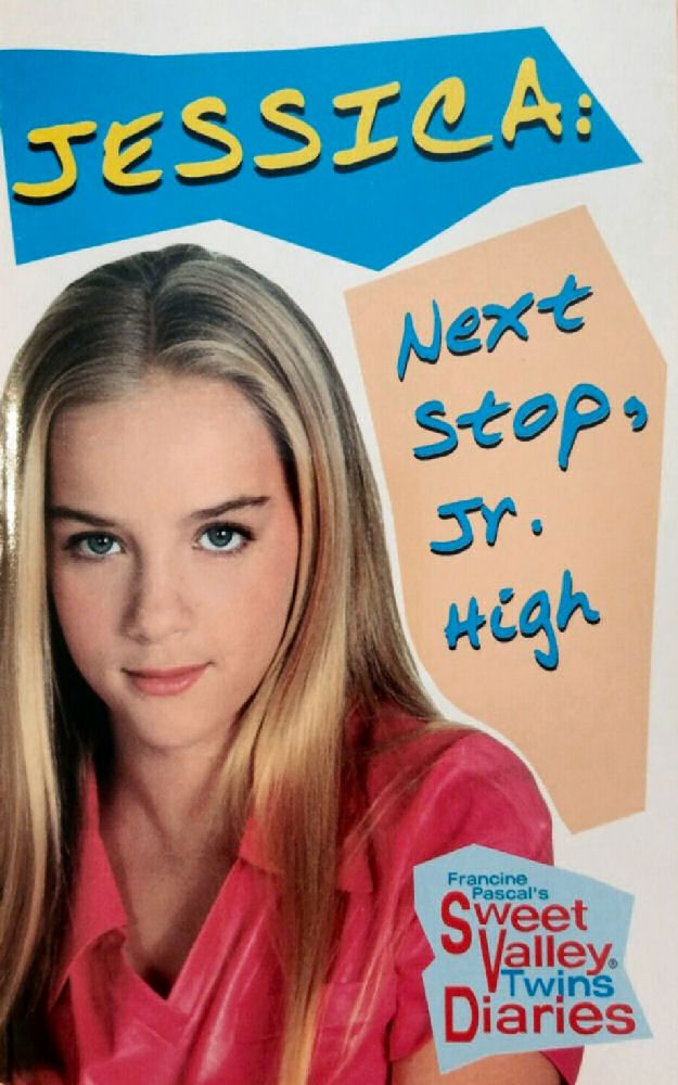 Super Editions 14: Jessica: Next Stop Jr. High