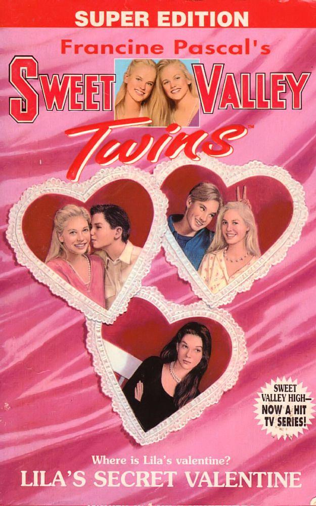 Super Editions 5: Lila's Secret Valentine