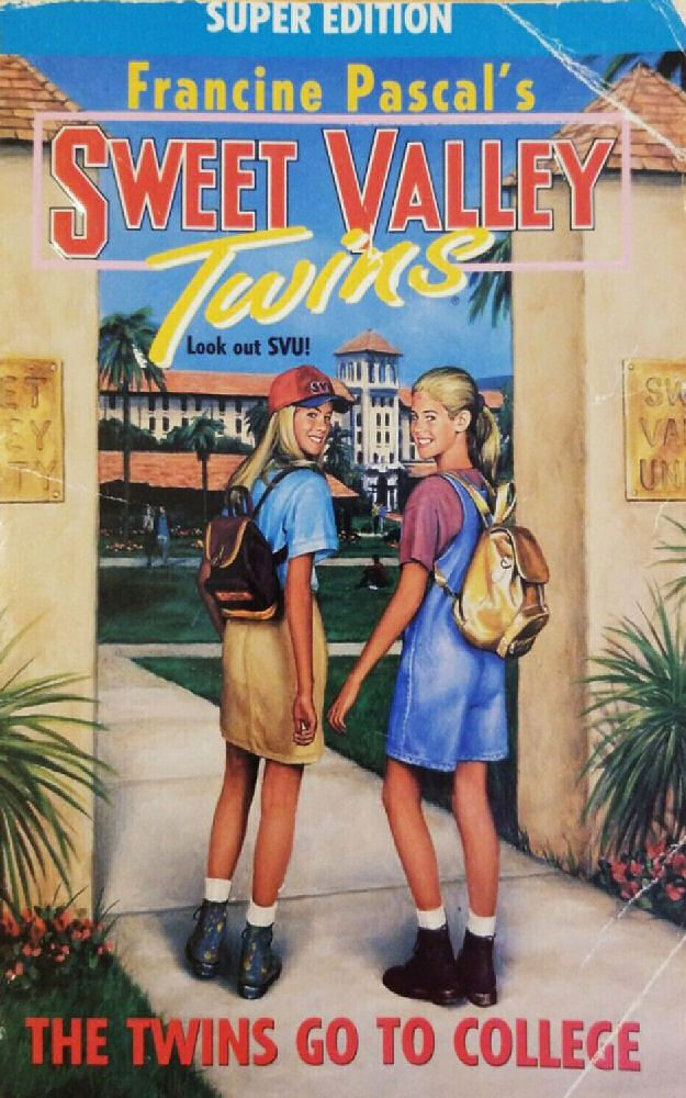 Super Editions 9: The Twins Go to College