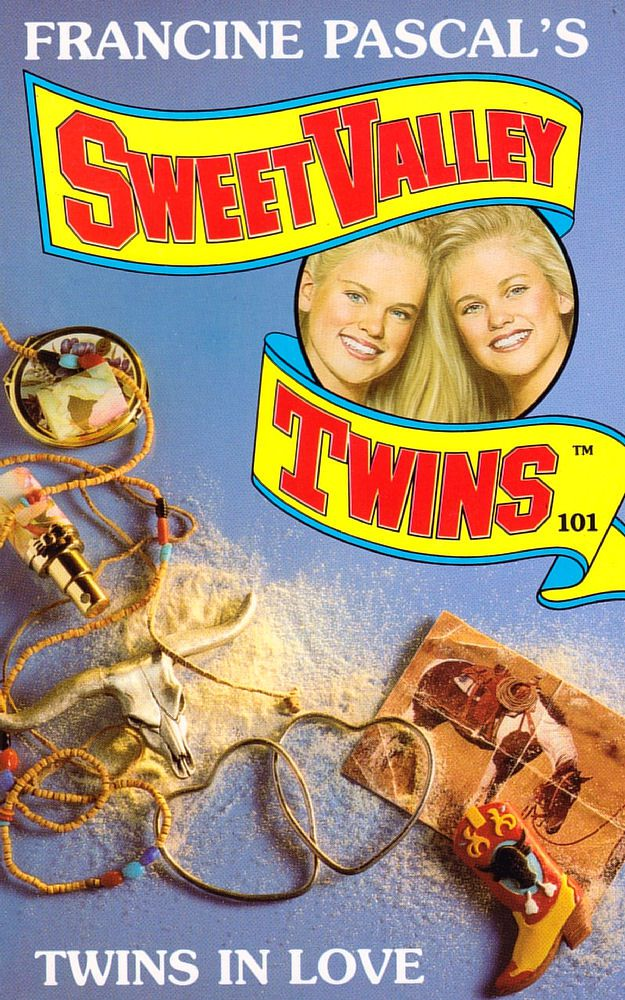 Sweet Valley Twins 101: Twins in Love