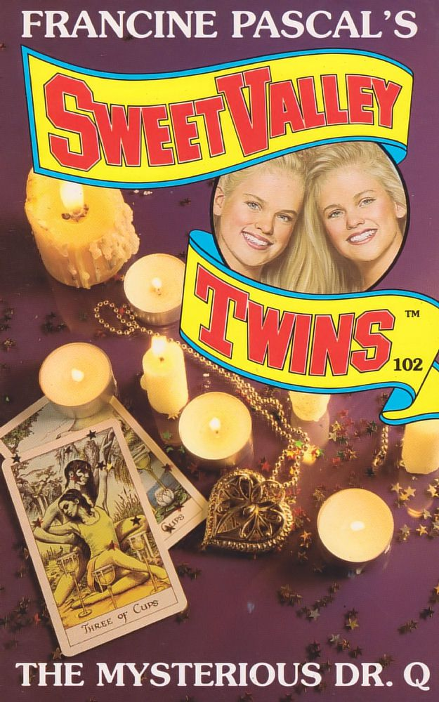 Sweet Valley Twins 102: The Mysterious Dr. Q - Wing on 27 Jan 2020