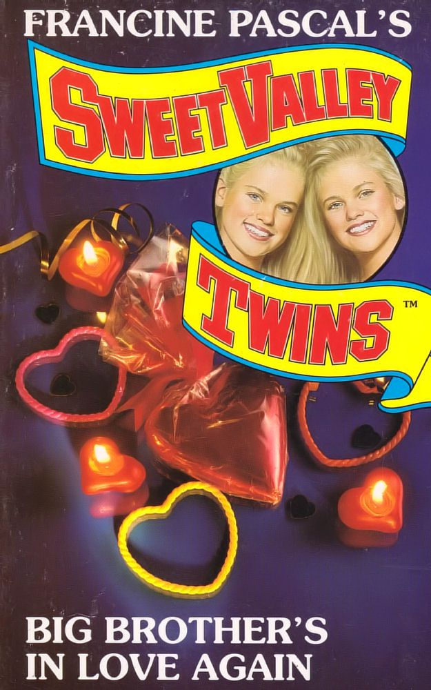 Sweet Valley Twins 104: Big Brother's In Love Again