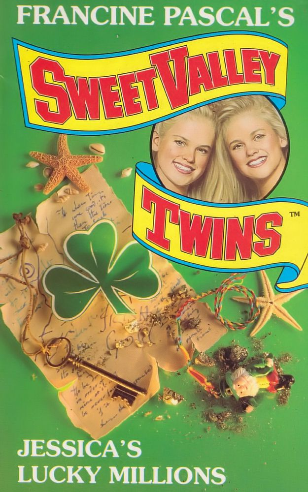 Sweet Valley Twins 105: Jessica's Lucky Millions