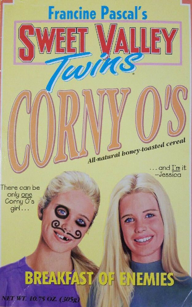 Sweet Valley Twins 106: Breakfast of Enemies