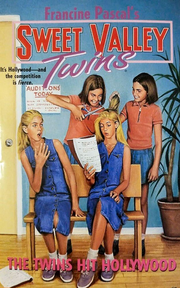 Sweet Valley Twins 107: Twins Hit Hollywood