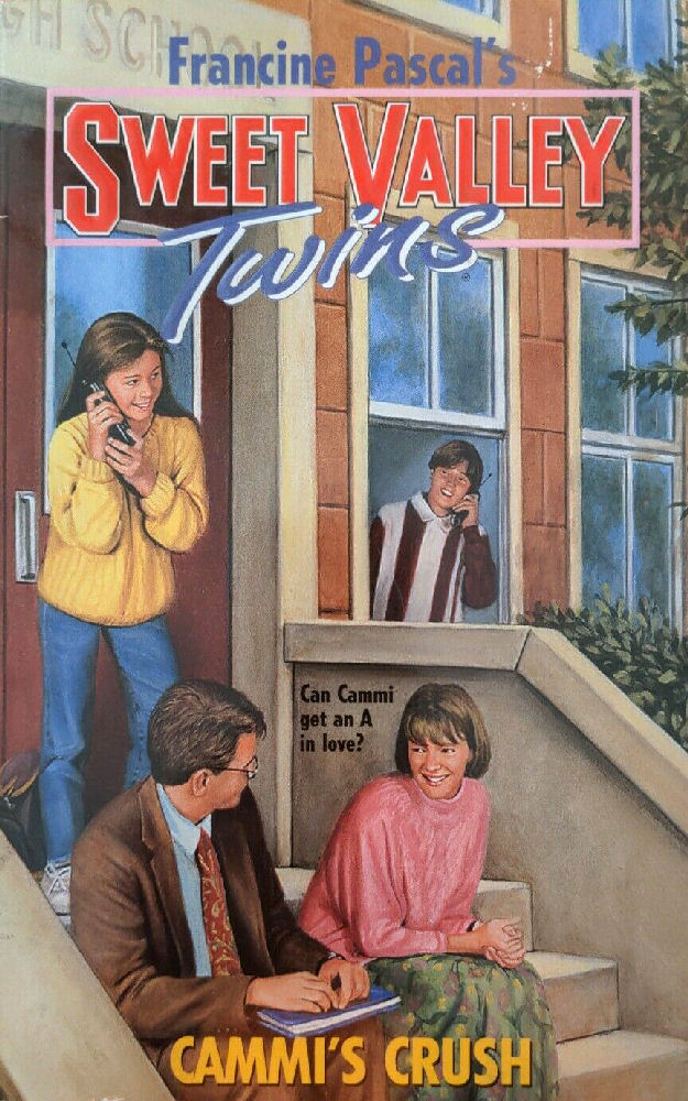Sweet Valley Twins 108: Cammi's Crush - Dove on 30 Mar 2020