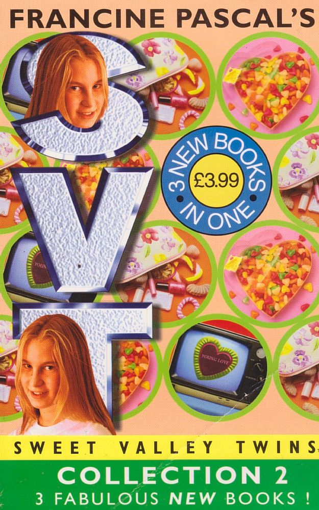 Sweet Valley Twins 113: The Boyfriend Game - Raven on 1 Jun 2020