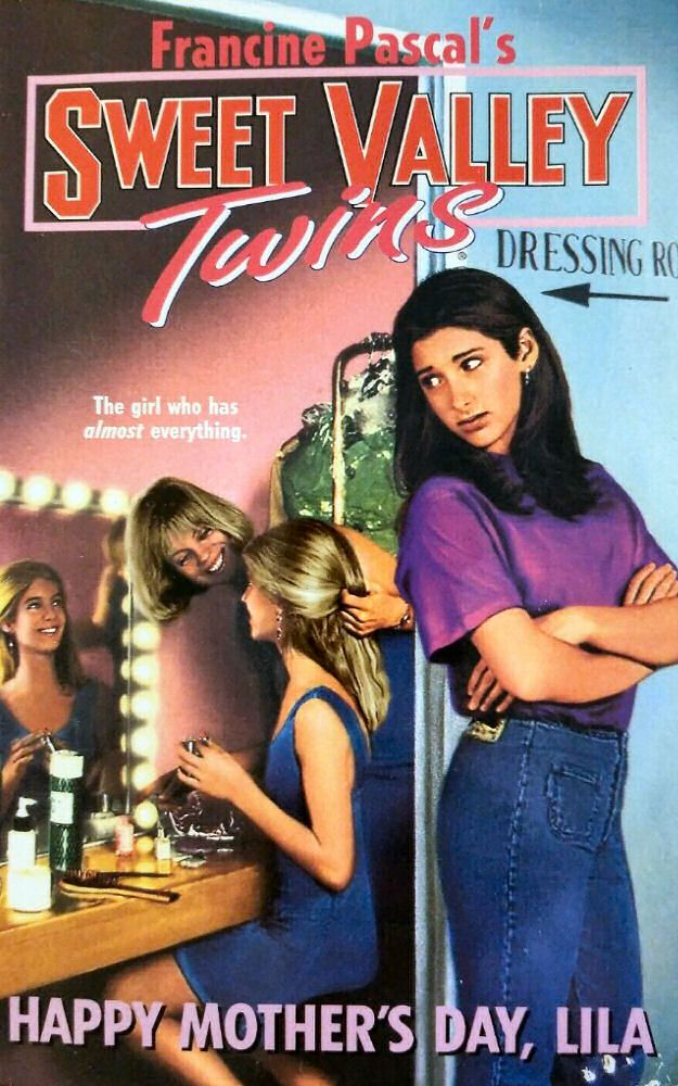 Sweet Valley Twins 115: Happy Mother's Day, Lila