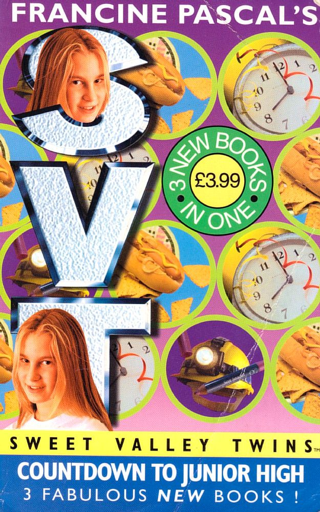 Sweet Valley Twins 118: No Escape!