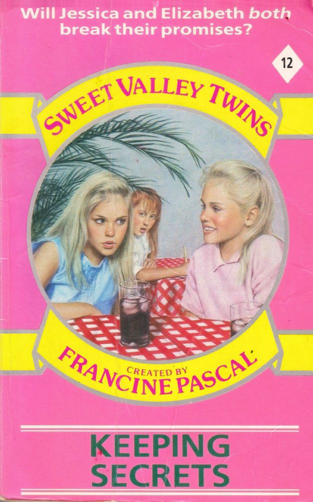 Sweet Valley Twins 12: Keeping Secrets