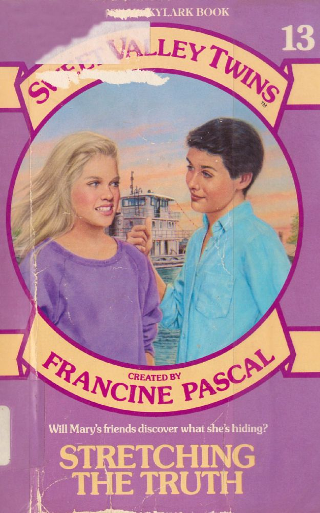Sweet Valley Twins 13: Stretching the Truth - Wing on 24 Apr 2017