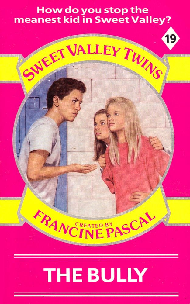 Sweet Valley Twins 19: The Bully