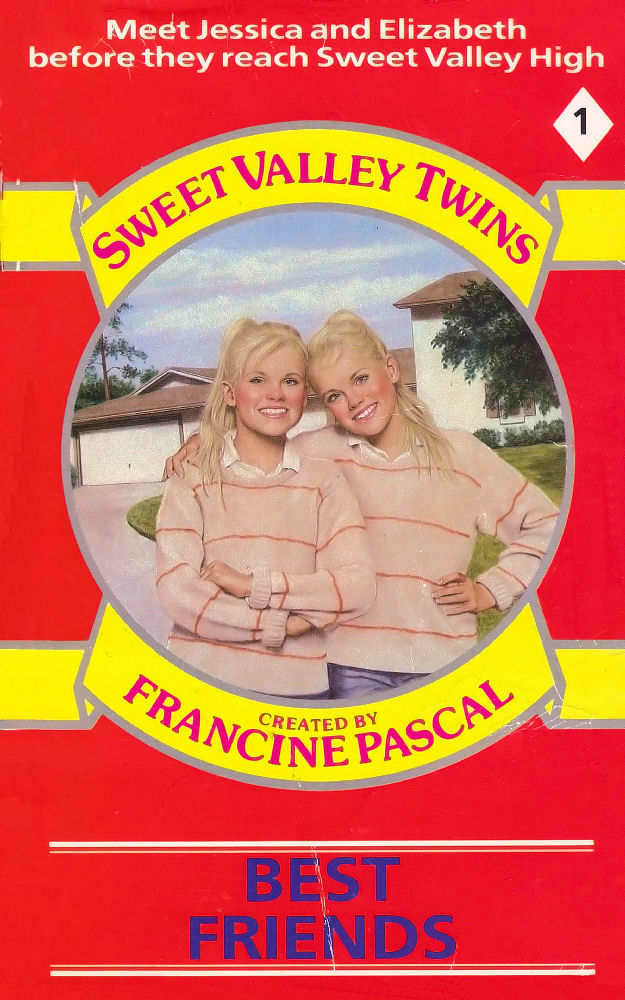 Sweet Valley Twins 1: Best Friends - Wing on 2 Jan 2017