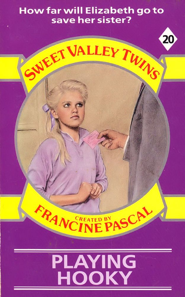 Sweet Valley Twins 20: Playing Hooky