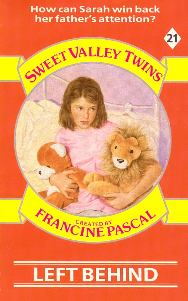 Sweet Valley Twins 21: Left Behind