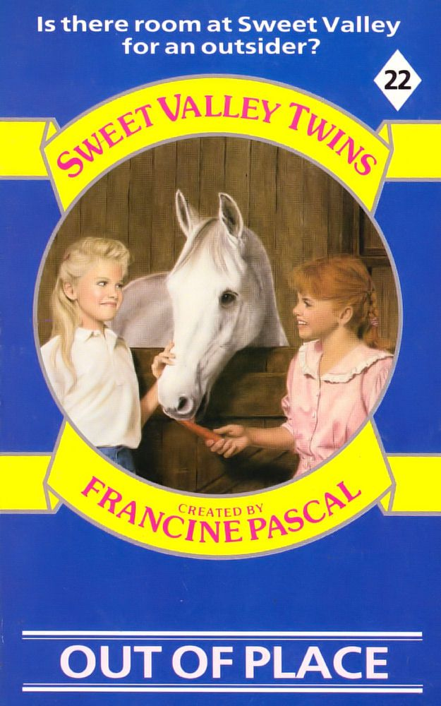 Sweet Valley Twins 22: Out of Place