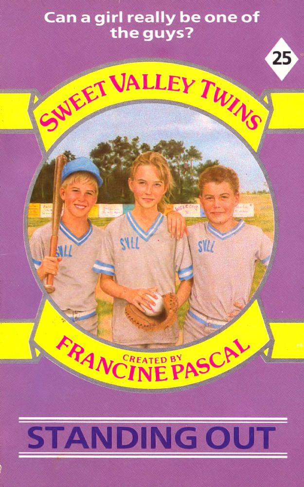 Sweet Valley Twins 25: Standing Out - Dove on 28 Aug 2017