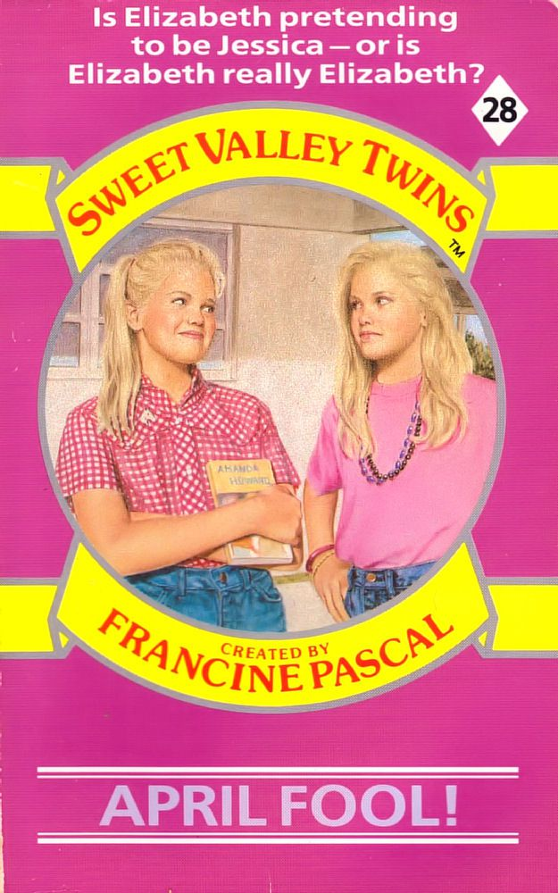 Sweet Valley Twins 28: April Fool! - Raven on 25 Sep 2017