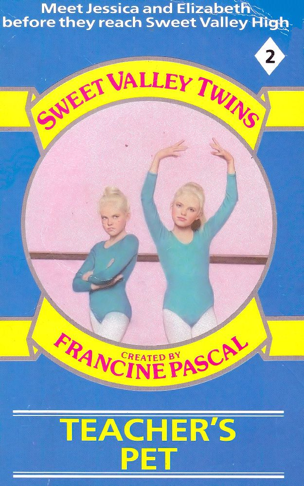 Sweet Valley Twins 2: Teacher's Pet - Dove on 9 Jan 2017