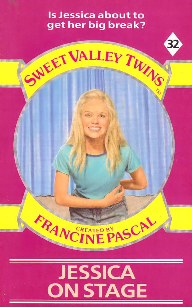 Sweet Valley Twins 32: Jessica on Stage