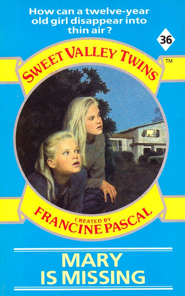 Sweet Valley Twins 36: Mary is Missing - Wing on 1 Jan 2018
