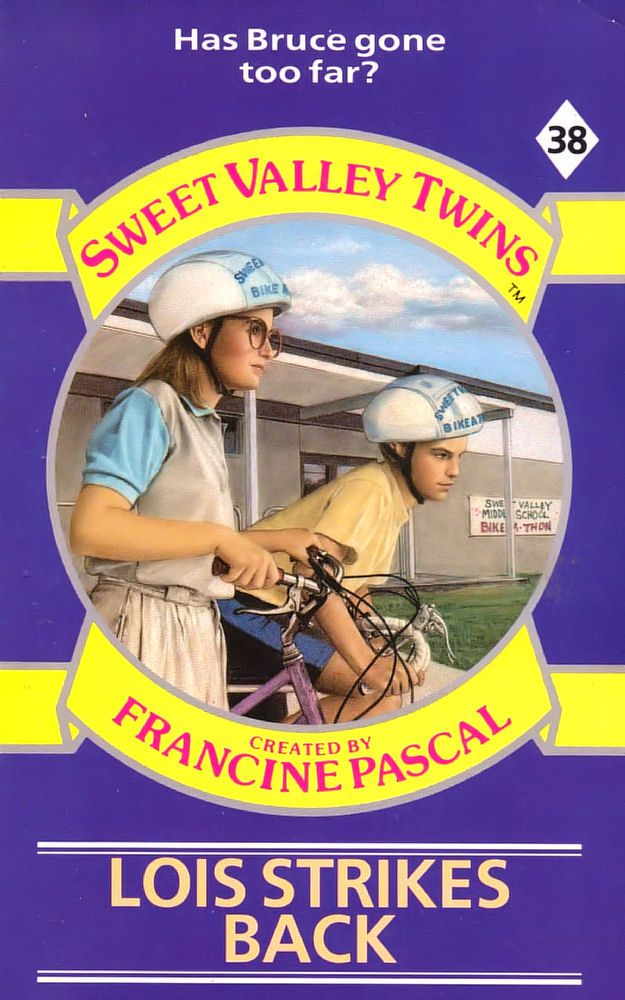 Sweet Valley Twins 38: Lois Strikes Back