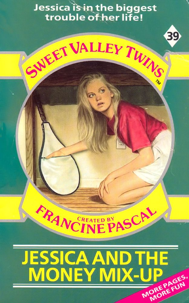 Sweet Valley Twins 39: Jessica and the Money Mix-up - Wing on 29 Jan 2018