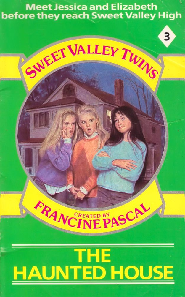 Sweet Valley Twins 3: The Haunted House