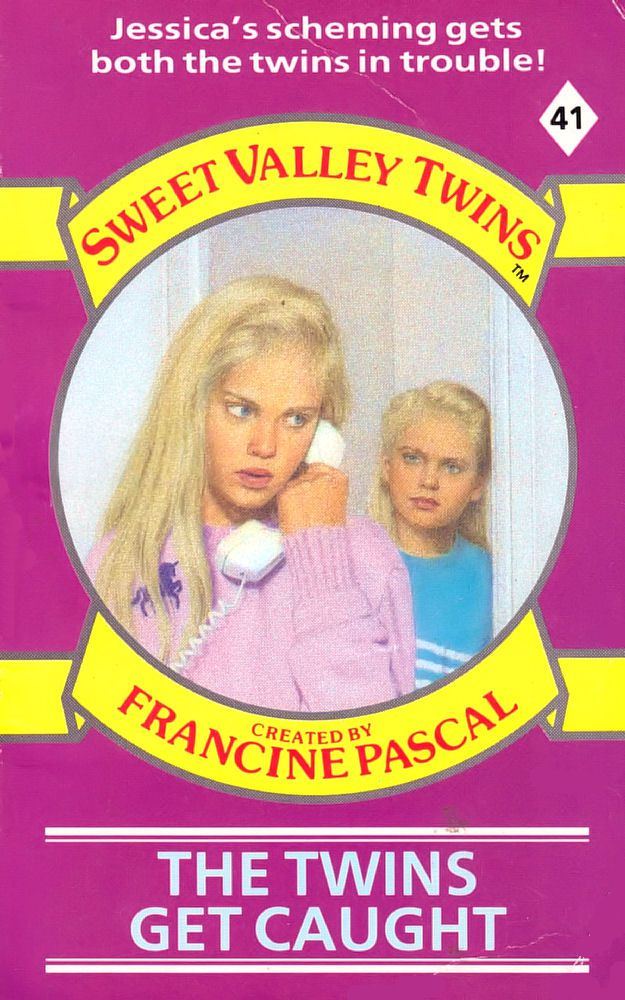 Sweet Valley Twins 41: The Twins Get Caught