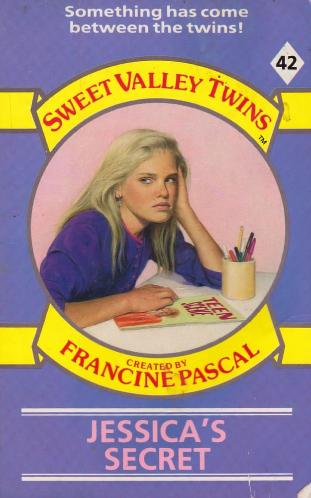 Sweet Valley Twins 42: Jessica's Secret - Dove on 5 Mar 2018