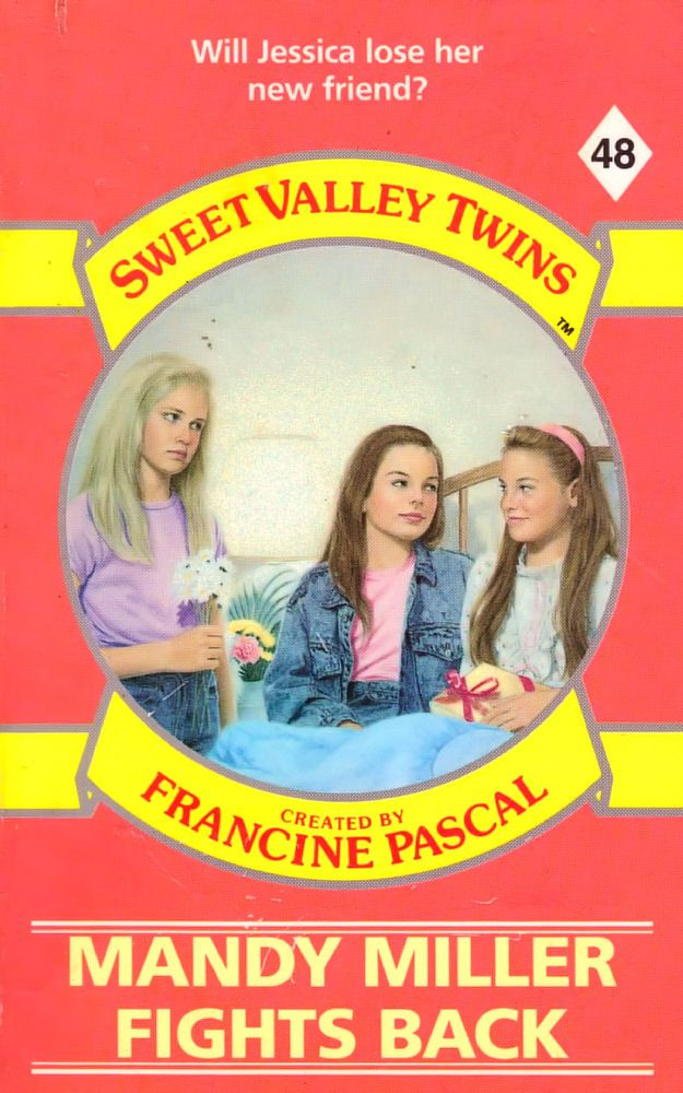 Sweet Valley Twins 48: Mandy Miller Fights Back