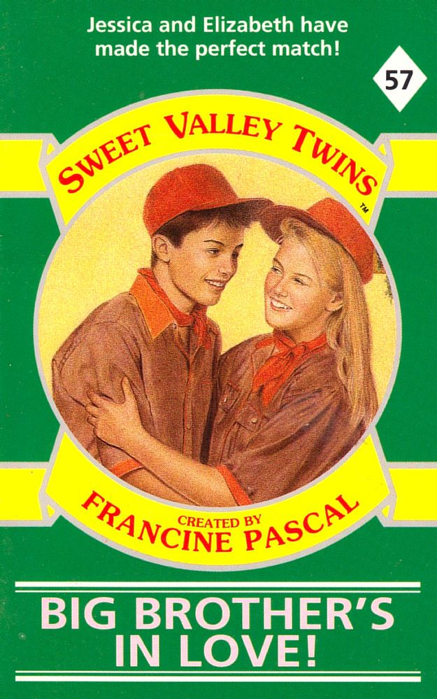 Sweet Valley Twins 57: Big Brother's In Love