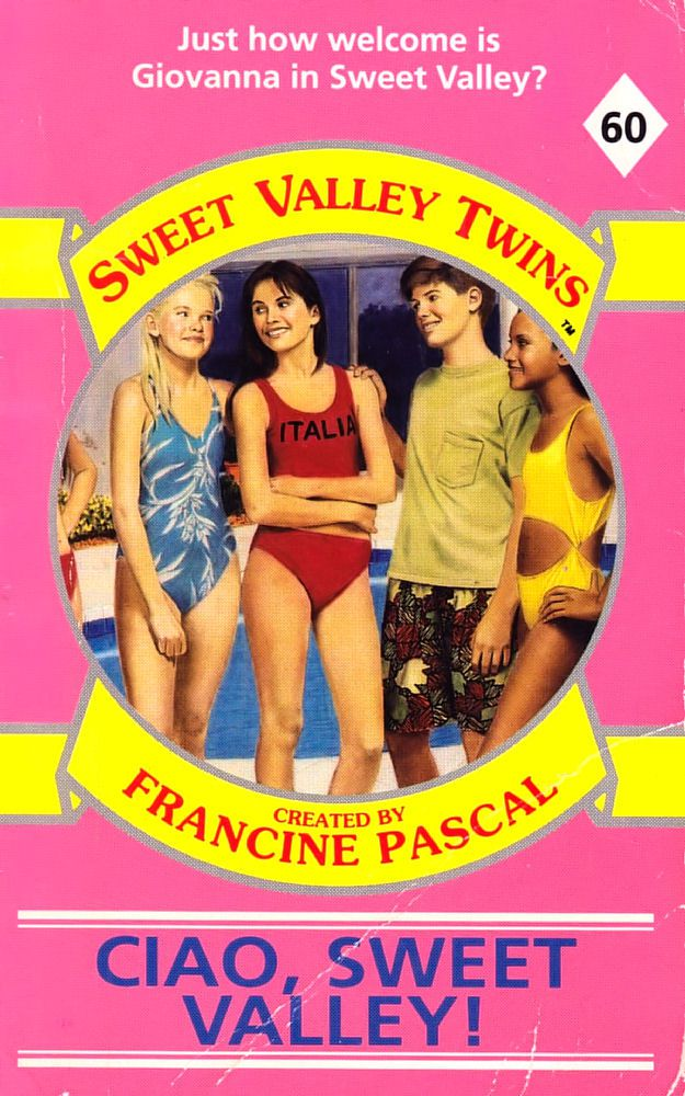 Sweet Valley Twins 60: Ciao, Sweet Valley