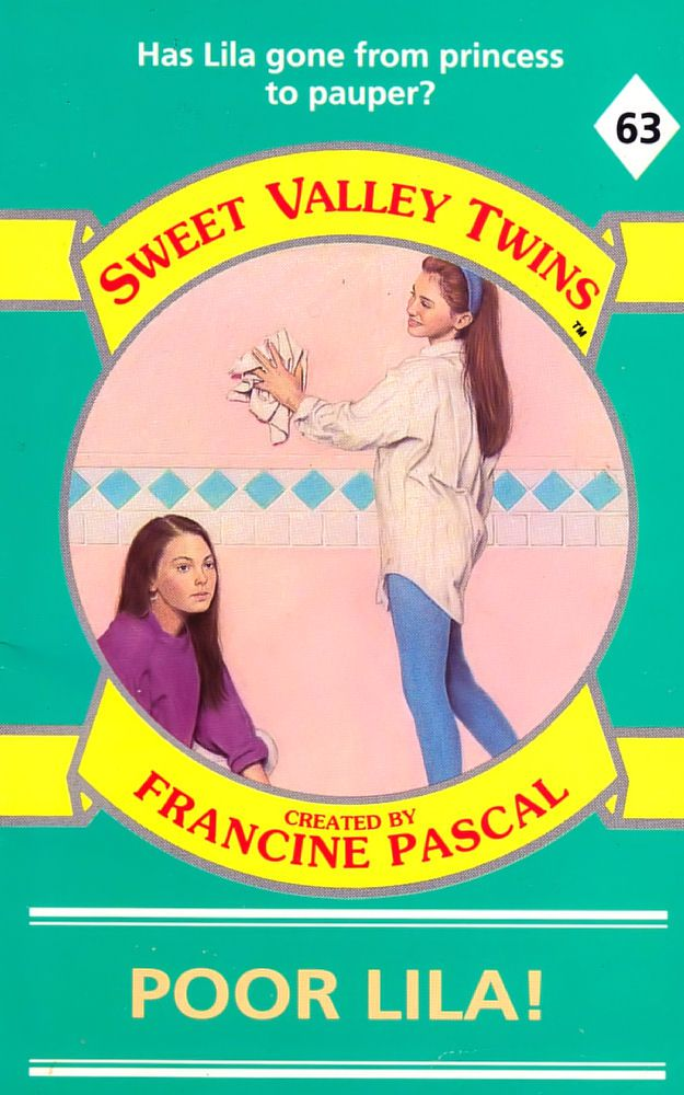 Sweet Valley Twins 63: Poor Lila! - Dove on 15 Oct 2018