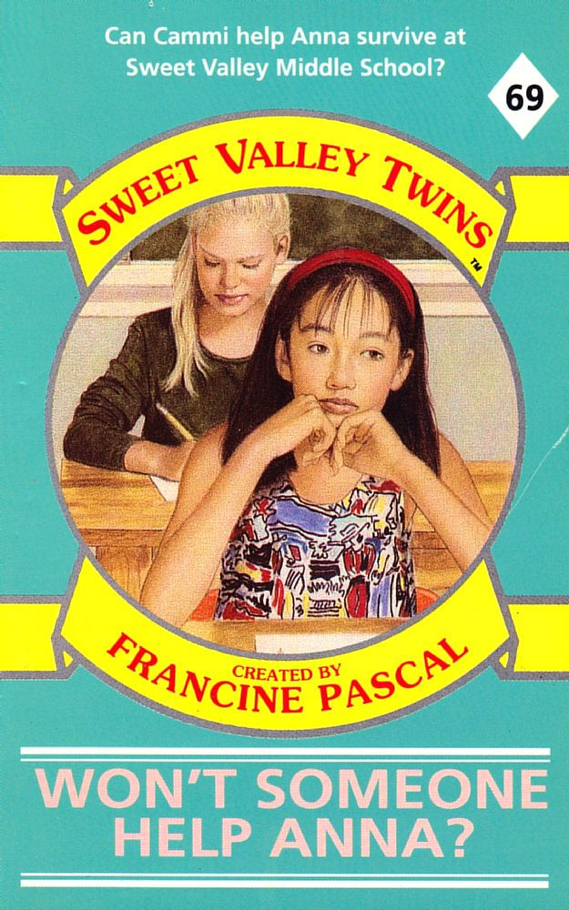 Sweet Valley Twins 69: Won't Someone Help Anna? - Raven on 17 Dec 2018