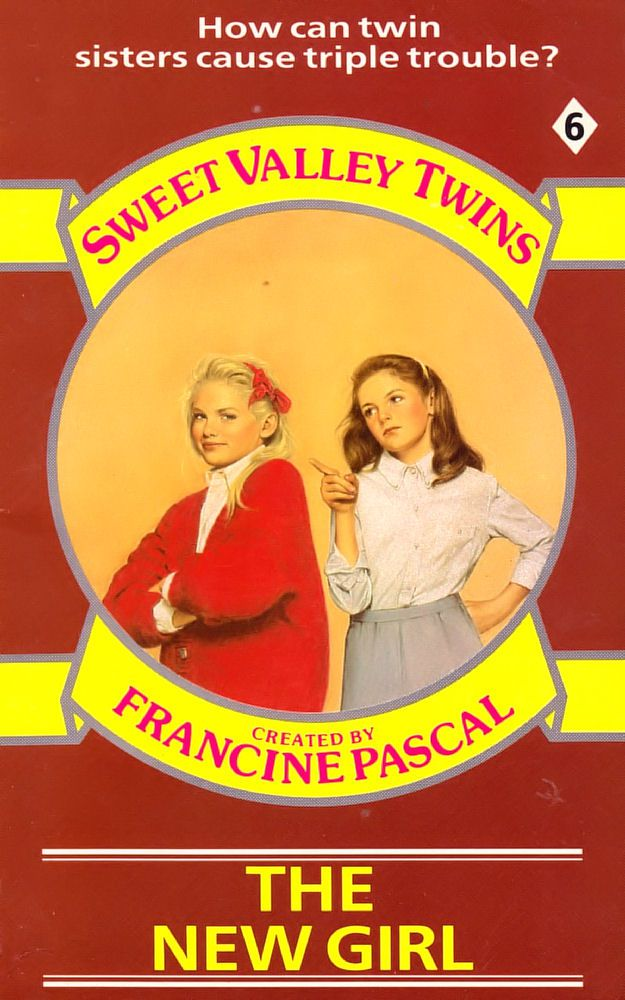 Sweet Valley Twins 6: The New Girl