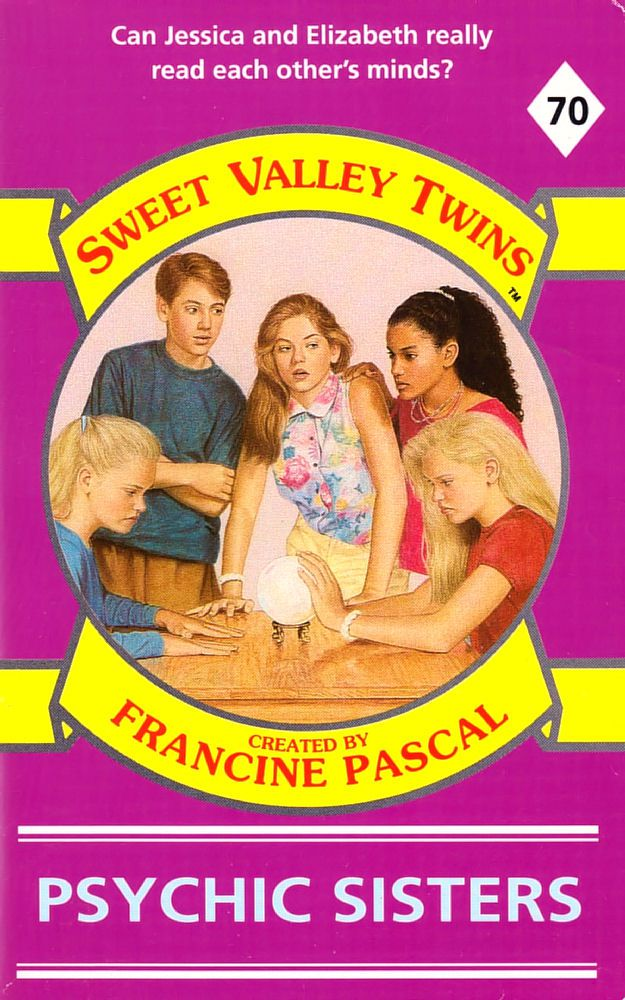 Sweet Valley Twins 70: Psychic Sisters