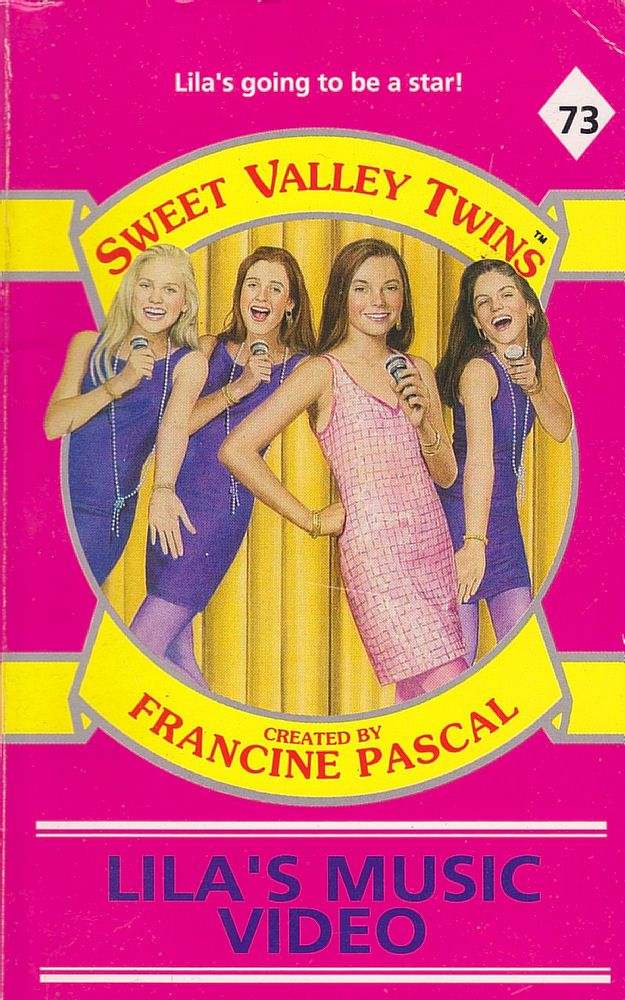 Sweet Valley Twins 73: Lila's Music Video