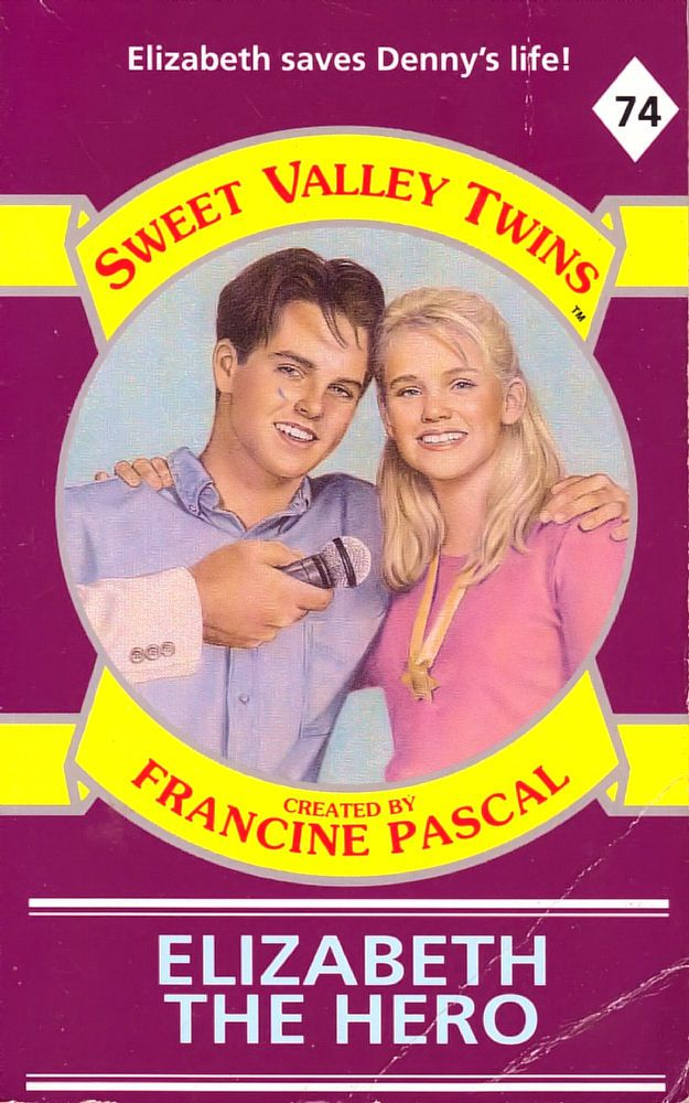 Sweet Valley Twins 74: Elizabeth the Hero