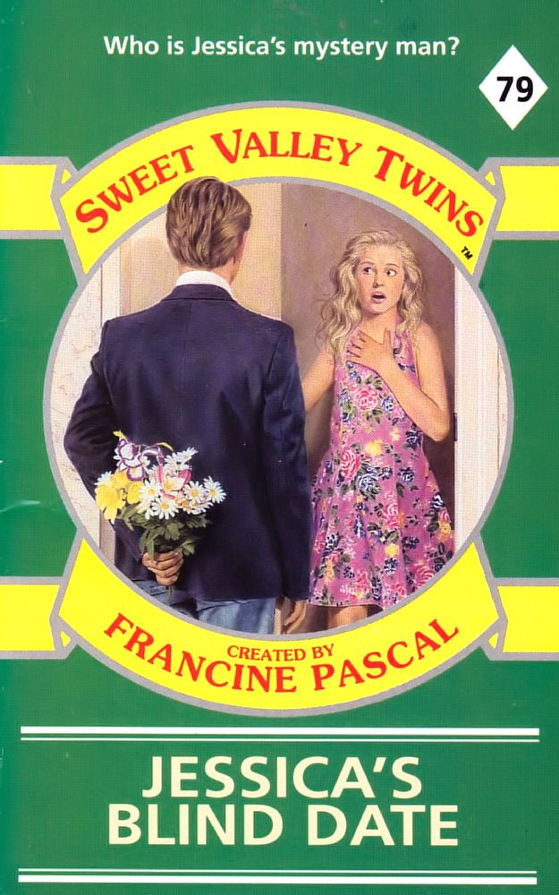 Sweet Valley Twins 79: Jessica's Blind Date