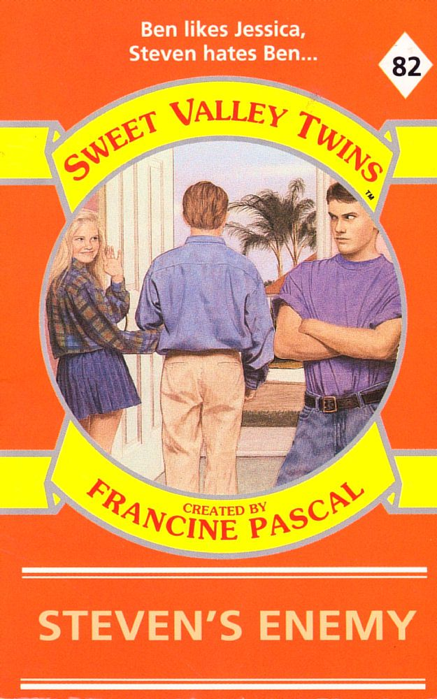 Sweet Valley Twins 82: Steven's Enemy
