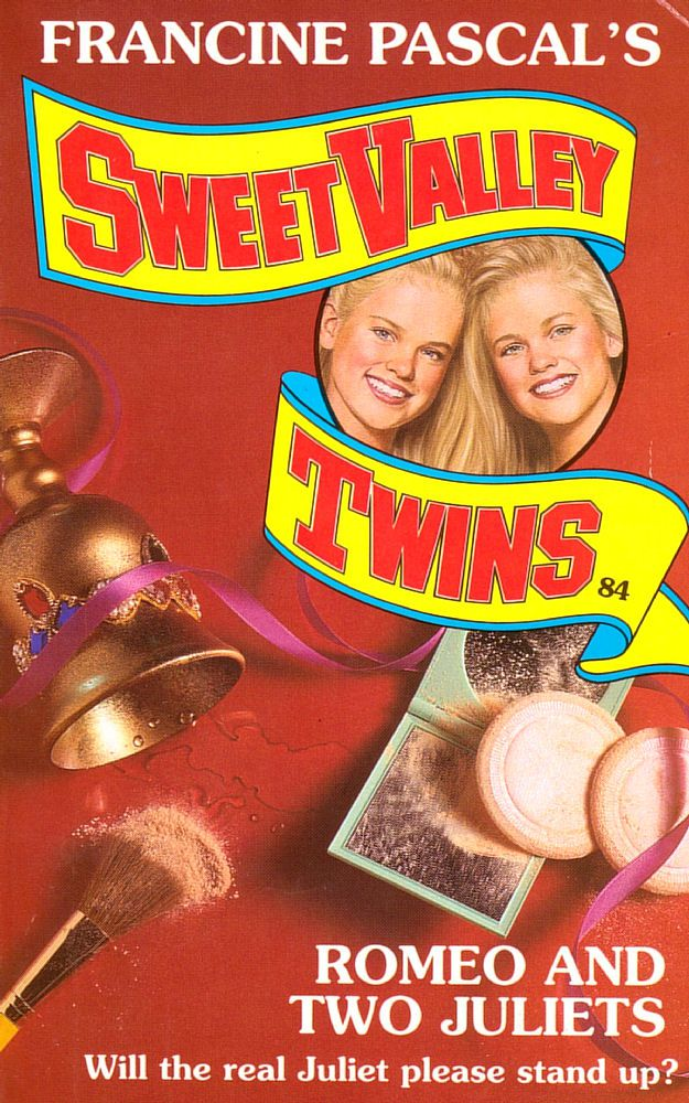 Sweet Valley Twins 84: Romeo and Two Juliets