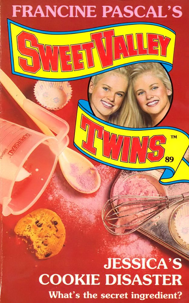 Sweet Valley Twins 89: Jessica's Cookie Disaster - Raven on 26 Aug 2019