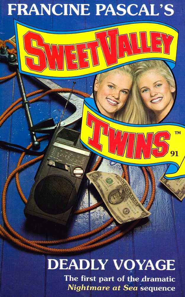 Sweet Valley Twins 91: Deadly Voyage