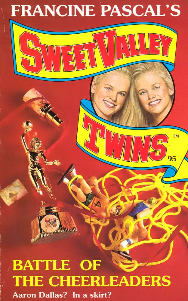 Sweet Valley Twins 95: The Battle of the Cheerleaders