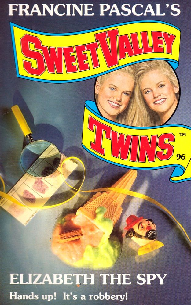 Sweet Valley Twins 96: Elizabeth the Spy
