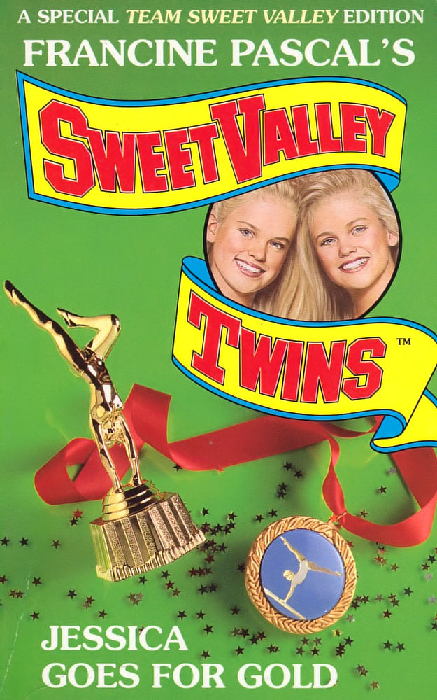 Team Sweet Valley 1: Jessica Goes for Gold