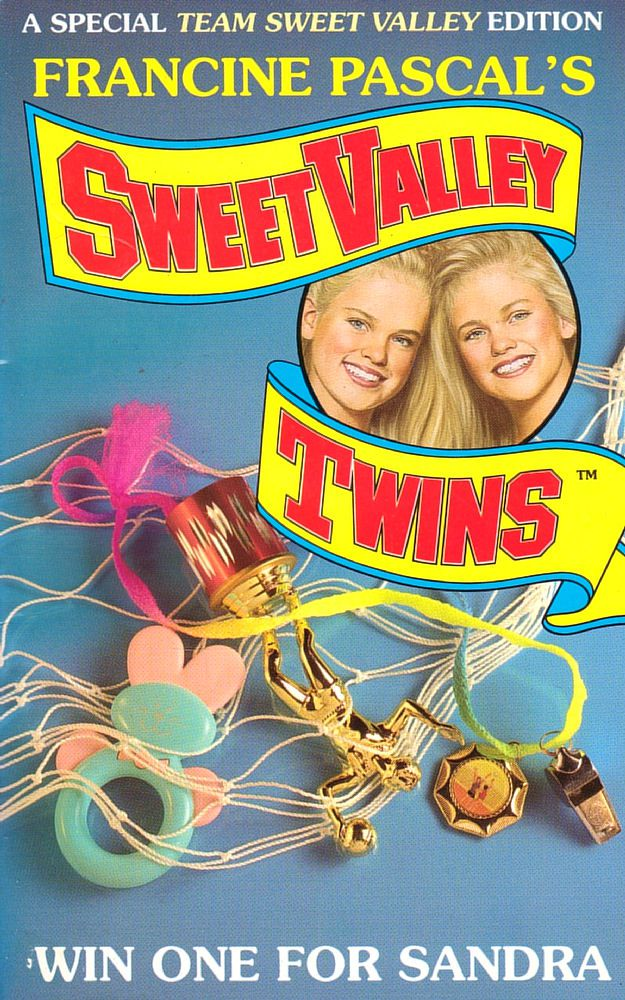 Team Sweet Valley 2: Win One For Sandra