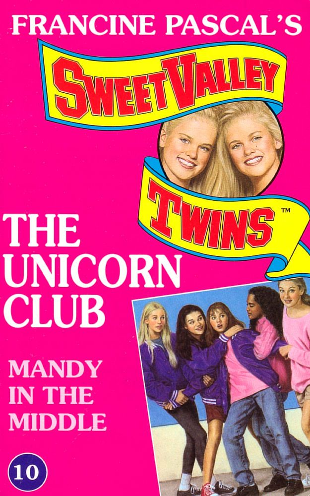 The Unicorn Club 10: Mandy in the Middle